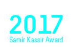 Samir Kassir Award 2017